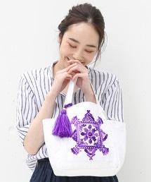 【Market】刺繡托特包 S