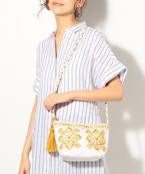 【Market】刺繡小包(肩背包)