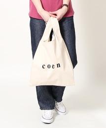 coen LOGO購物包