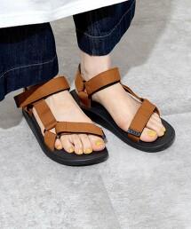 簡約運動涼鞋#