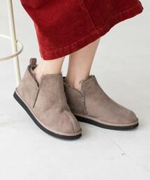 【去年熱銷款】防潑水 仿皮草 短靴#
