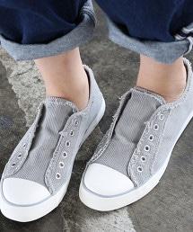 燈心絨懶人休閒鞋