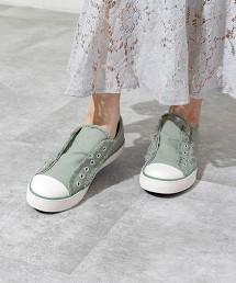 帆布 懶人鞋(休閒鞋)