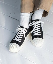 貝殼鞋楦 帆布鞋(低筒)