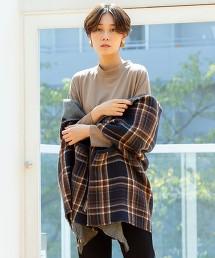 【mook刊載】3WAY正反兩用 披肩圍巾(斗篷/圍巾/膝上毯)