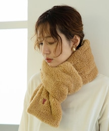 【去年超人氣款】長絨毛圍巾