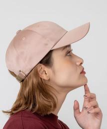緞面素色鴨舌帽