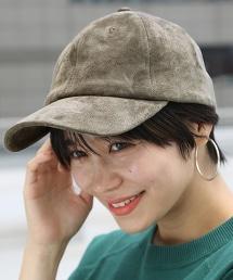 【2018FW秋冬新作】仿麂皮帽子
