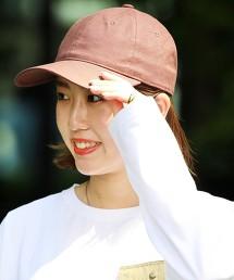 【抗UV】亞麻 簡約棒球帽