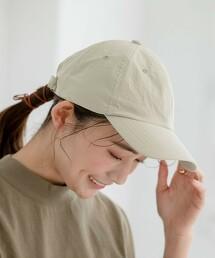 聚酯纖維簡約鴨舌帽