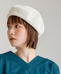 馬卡龍狀 貝雷帽