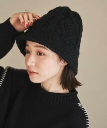 麻花編織 針織帽