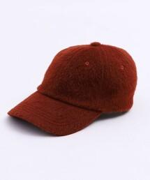 仿羊毛 棒球帽