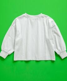 【coen KIDS】寬垮長袖T恤