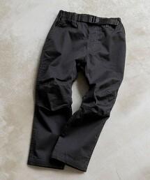 【coen KIDS/JUNIOR】彈性窄管褲登山褲