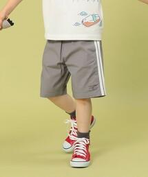 【coen KIDS/JUNIOR】側邊雙線 短褲