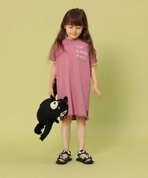 【coen KIDS】口袋TEE 洋裝
