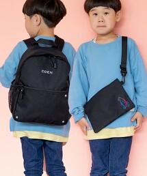 【coen KIDS/JUNIOR】coen熊兩用包