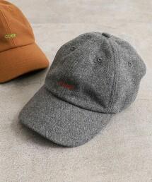 【coen KIDS】coen LOGO刺繡起毛鴨舌帽