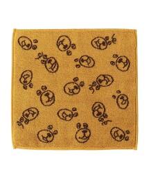 coen熊 花押今治毛巾布手帕  日本製