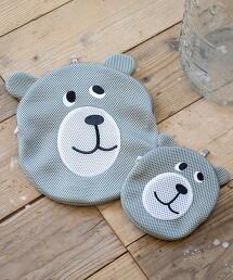 【網路限定】coen熊 網布小包2件組