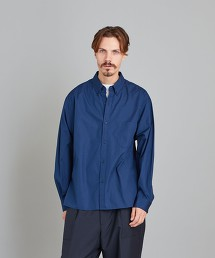 <Steven Alan> THOMAS MASON BD LOOSE SHIRT-BOLD/襯衫