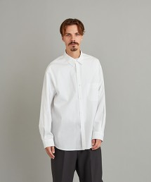<Steven Alan> THOMAS MASON REGULAR COLLAR SHIRT-LOOSE/襯衫