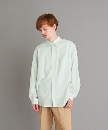 <Steven Alan> GAS/CTN FLY FRONT LOOSE SHIRT/襯衫 日本製