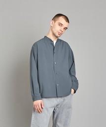 <Steven Alan> PPLN BOX STAND COLLAR SHIRT-BOLD/襯衫 -日本製-