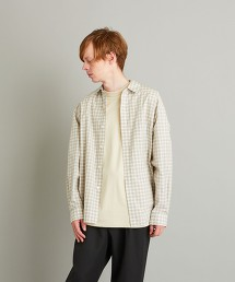 <Steven Alan> BTR POPLIN REGULAR COLLAR SHIRT-LOOSE/襯衫 日本製