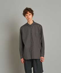 <Steven Alan> THOMAS MASON SINGLE NEEDLE SHIRT-LOOSE/襯衫 日本製