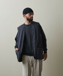 <Steven Alan> URAKE FREEDOM SLEEVE CREW NECK SWEAT-BOLD/衛衣
