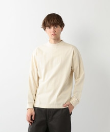 <Steven Alan>TURKEY LOOSE MOCK NECK LONG SLEEVES/T恤