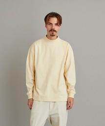 <Steven Alan> TRKY MOCK NECK LONG SLEEVES-BOLD/ T恤 日本製