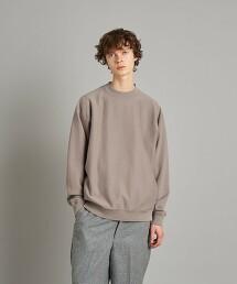 <Steven Alan> TC MOCK NECK SWEAT-BOLD/衛衣 日本製