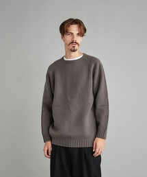 <Steven Alan> HAMILTON CREW NECK KNIT-LOOSE/針織衫