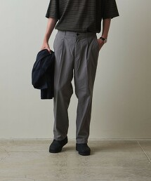 <Steven Alan> NYLN/OX SUPER BAGGY TAPERED PANTS/長褲