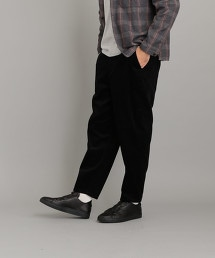 <Steven Alan> 6WALE CORDUROY PEG TOP PANTS-JUST/燈心絨褲