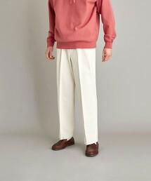 <Steven Alan> 12oz DENIM SUPER BAGGY TAPERED PANTS-JUST/牛仔褲