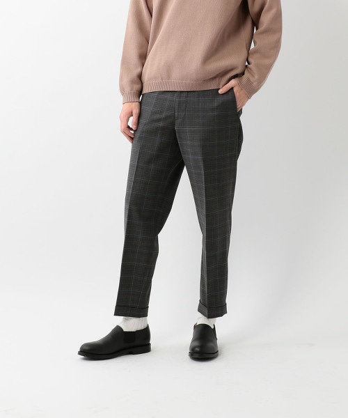 <Steven Alan> WL STC SLOW TAPERED-WJUST/錐形褲