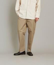 <Steven Alan> VENTILE SUPER BAGGY TAPERED PANTS-JUST/褲子