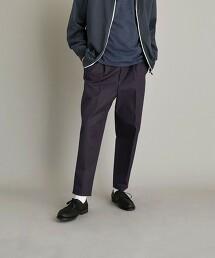 <Steven Alan> VENTILE WTR SUPER BAGGY TAPERED PANTS-JUST/長褲