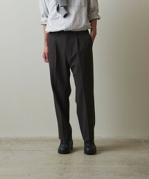 <Steven Alan> P/V/PU WORK TROUSERS/西裝褲