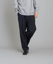 <Steven Alan> VN TRO 2PLEATED SLACKS-BOLD/長褲 日本製
