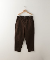 <Steven Alan>WEAPON PEGTOP PANTS-JUST/長褲