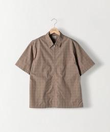 <Steven Alan> TYPEWRITER CHECK FULL/ZIP SHIRT/襯衫
