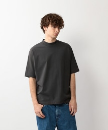 <Steven Alan> LIGHT TRKY LOOSE MOCK NECK TEE/T恤