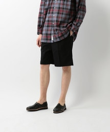 <Steven Alan> VENTILE 2PLEAT SHORT PANTS-BOLD/短褲
