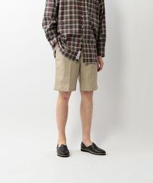 <Steven Alan> VENTILE 2PLEAT SHORT PANTS-BOLD/短褲