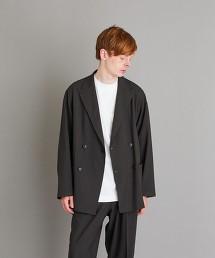 <Steven Alan> H/TWST 4B DOUBLE BREASTED JACKET-NARROW/西裝外套